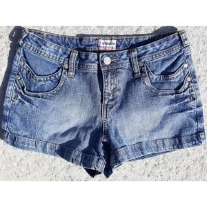 No Boundaries Quality Jean Shorts